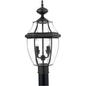 Quoizel Lighting NY9042Z Newbury - Two Light Large Post Lantern