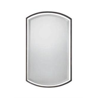"Quoizel Lighting QR1419PN Breckenridge - 35"" Mirror"