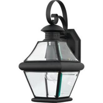Quoizel Lighting RJ8407 Rutledge - One Light Outdoor Hanging Lantern