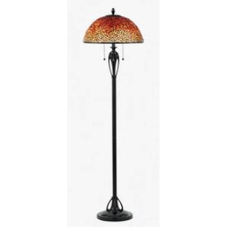 Quoizel Lighting TF135FBC Pomez - Three Light Floor Lamp