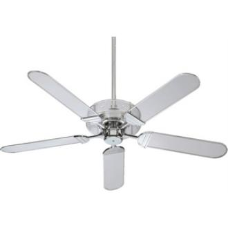 "Quorum Lighting 400525-14 Prizzm - 52"" Ceiling Fan"