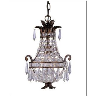 Savoy House 1-1046-1-56 One Light Mini Chandelier