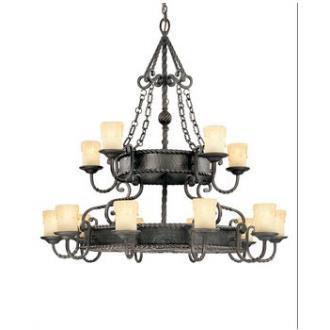 Savoy House 1-2233-15-25 San Gallo - Fifteen Light Chandelier