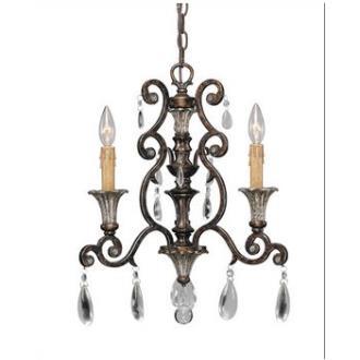 Savoy House 1-3000-3-8 St. Laurence - Three Light Chandelier