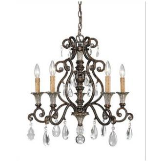 Savoy House 1-3001-5-8 St. Laurence - Five Light Chandelier