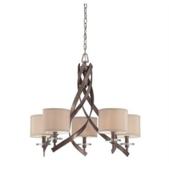 Savoy House 1-4431-5-285 Luzon - Five Light Chandelier