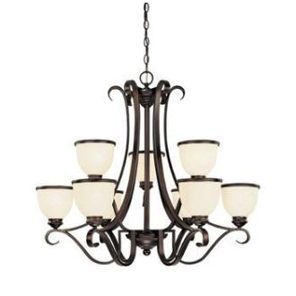 Savoy House 1-5778-9-13 Willoughby - Nine Light Chandelier