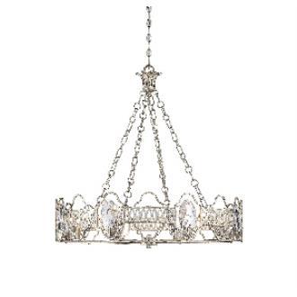 Savoy House 1-8171-8-211 Hyde Park - Eight Light Chandelier