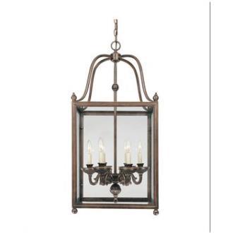 Savoy House 3-80024-6-323 Crabapple - Six Light Foyer