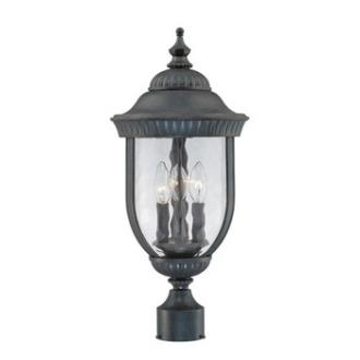 Savoy House 5-60329-40 Castlemain - Three Light Post Lantern