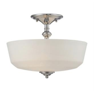 Savoy House 6-6835-2-11 Melrose - Two Light Semi-Flush Mount