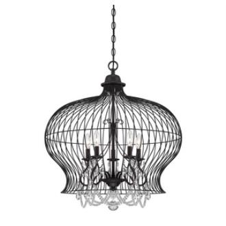 Savoy House 7-6101-5-17 Abagail - Five Light Pendant