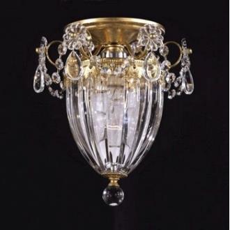 Schonbek Lighting 1239 Bagatelle - One Light Flush Mount