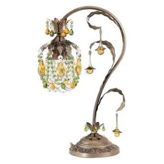 Schonbek Lighting 1249 Rondelle - One Light Table Lamp