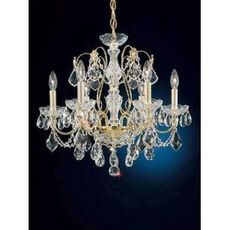 Schonbek Lighting 1705 Century - Six Light Chandelier
