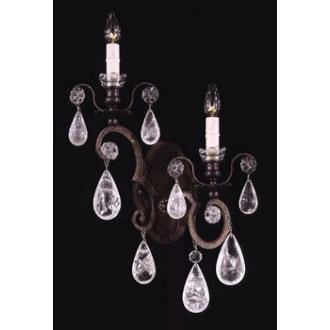 Schonbek Lighting 2457 Versailles - Two Light Right Wall Sconce