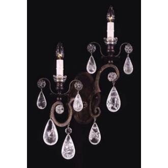 Schonbek Lighting 2458 Versailles - Two Light Left Wall Sconce