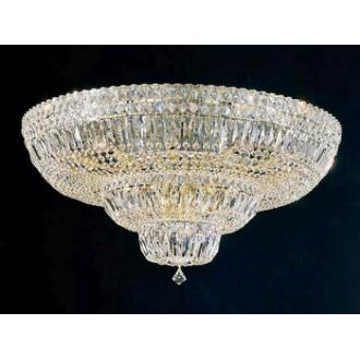 Schonbek Lighting 5898 Petit Deluxe - Twenty-One Light Flush Mount