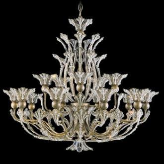 Schonbek Lighting 7864 Rivendell - Sixteen Light Chandelier
