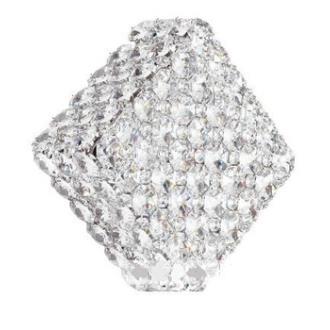 Schonbek Geometrix AXW1111 Aleaxa - Four Light Wall Sconce