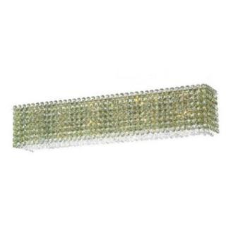 Schonbek Geometrix MTW2405 Matrix - Four Light Wall Sconce