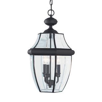 Sea Gull Lighting 6039-12 Three Light Outdoor Pendant Fixture