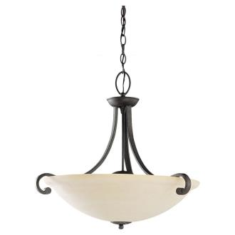 Sea Gull Lighting 69161BLE Serenity - Four Light Pendant