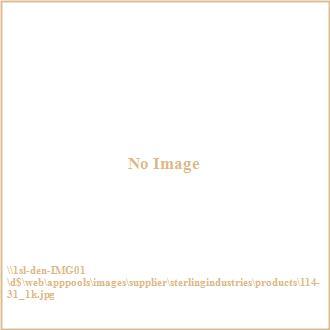 "Sterling Industries 114-31 Reede - 72"" Decorative Mirror"