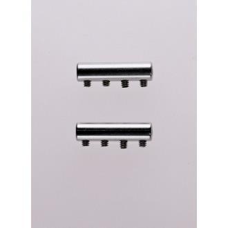 "Tech Lighting 700PARTD2 Accessory - 3"" Kable Lite Conductive Connector"
