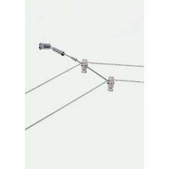 "Tech Lighting 700PRTC6 Accessory - 30"" Kable Lite Horizontal Turn"