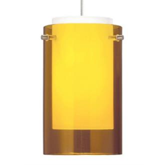 Tech Lighting 700FJECP Mini Echo - One Light FreeJack Low Voltage Pendant
