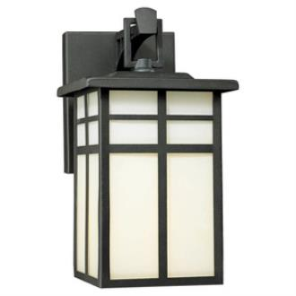 Thomas Lighting SL91047 Mission - One Light Outdoor Wall Lantern