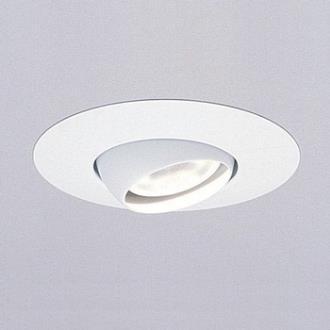 """Thomas Lighting TR221W 5"""" Eyeball Trim"""