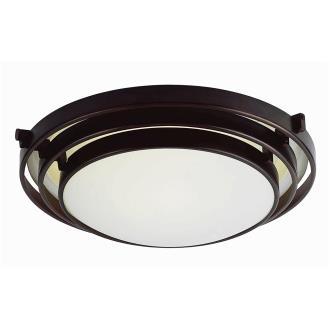 """Trans Globe Lighting 2482 12.75"""" Flush Mount"""