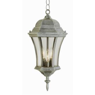 Trans Globe Lighting 4505 The Standard - Three Light Outdoor Large Hanging Lantern