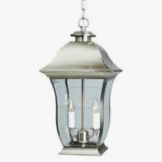 Trans Globe Lighting 4974 Classic - One Light Outdoor Hanging Lantern