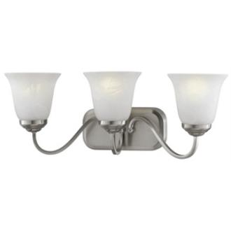 Trans Globe Lighting PL-10003 Three Light Bath Bar