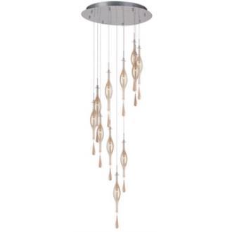 Trans Globe Lighting PND-931 Eleven Light Pendant