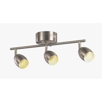 "Trans Globe Lighting W-813 17"" 9W 3 Light LED Track"