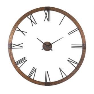 Uttermost 06655 Amarion - Wall Clock