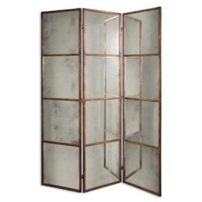 Uttermost 13364 Avidan - 3 Panel Screen Mirror