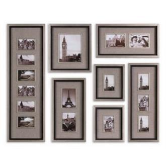 Uttermost 14458 Massena - Decorative Wall Art Photo Collage
