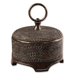 "Aubriana - 12"" Decorative Box"