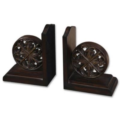 Uttermost 19251 Chakra Bookends - Set of Two