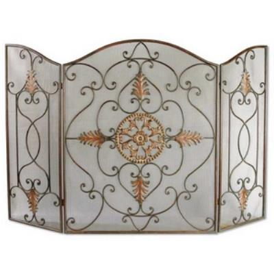 Uttermost 20508 Egan - Fireplace Screen