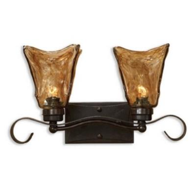 Uttermost 22800 Vetraio - Two Light Bath Vanity