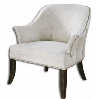 "Uttermost 23114 Leisa - 33"" Arm Chair"