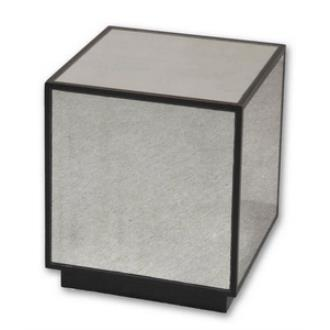 Uttermost 24091 Matty - Mirrored Cube