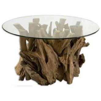 Uttermost 25519 Driftwood Cocktail - Coffee Table