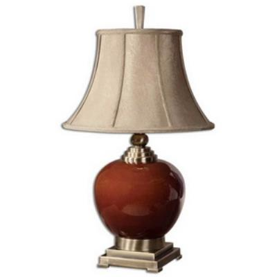 Uttermost 26728 Daviel - One Light Table Lamp